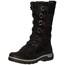 ECCO Shoes Women's Gora Tall Winter Snow Boots