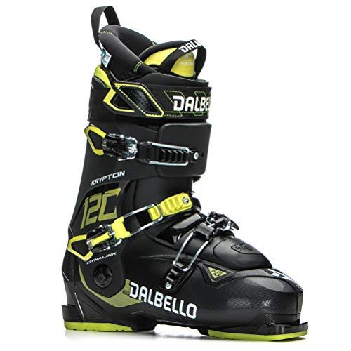 Dalbello Krypton AX 120 Ski Boots - 27.5/Black-Black Dalbello Krypton Ski Boots