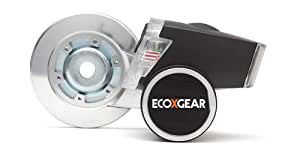 ECOXPOWER Smartphone/iPhone or GPS Dynamo Charging System and Bicycle Light - GDI-EGPWR100 - Silver/Black