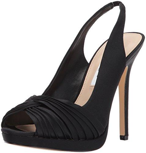 Nina Womens Slingback Shoes - Nina Women's Felyce Dress Pump, Ls-Black, 7 M US