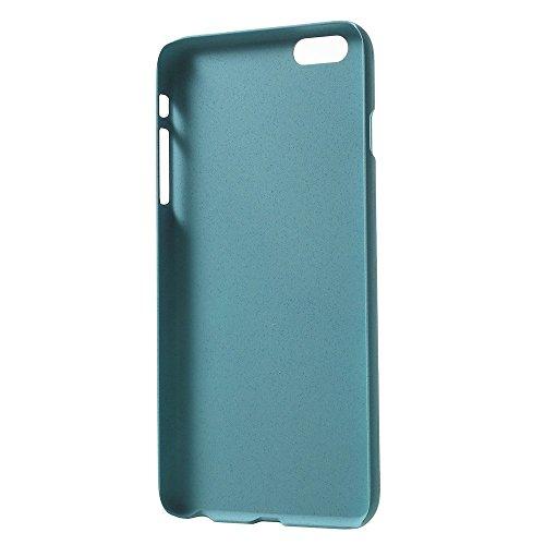 Apple iPhone 6Plus Coque de protection Housse Coque Case Slim Standard Business Bleu decui Bleu Plastique rigide de protection pour