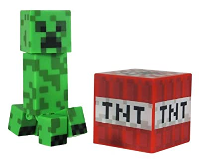 Minecraft Action Figure Creeper 8 cm Jazwares Figures by Zoofy International