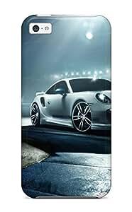 XiFu*MeiMichele Hadden Snap On Hard Case Cover 2014 Porsche 911 Turbo By Techart Protector For iphone 4/4sXiFu*Mei