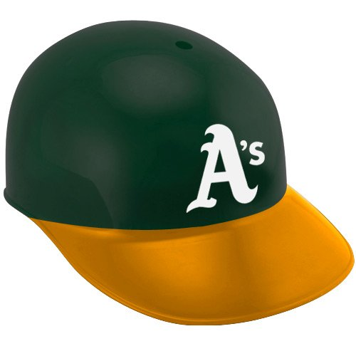 fan products of Oakland Athletics Official MLB Batting Helmet by Rawlings