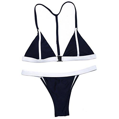 201c7fbd2d GraceMi New plus size Bikini women Beach Swimwear swimsuit bathing suit  brazilian bottom style bikini set JJ001 3 M