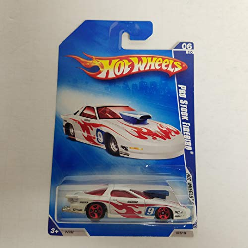 (Pro Stock Firebird Hot Wheels 2009 Racing 1/64 scale diecast car no. 072)