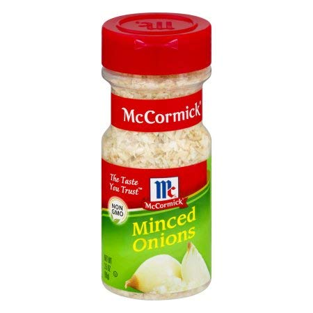 McCormick Minced Onions (Pack of 24)