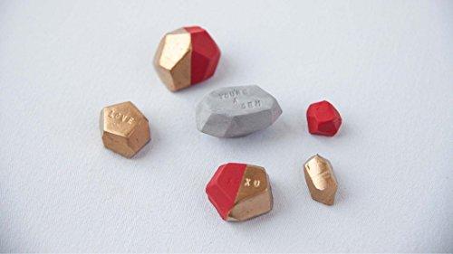 Workshop Gems (Valentine's Day Crafts: Gem Paperweights)