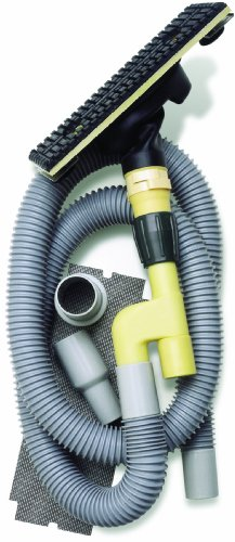- Hyde Tools 09170 Dust Free Drywall Vacuum Sander Kit