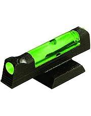HIVIZ Smith&Wesson Model 1911 Overmolded Front Fiber Optic Sight (Green)