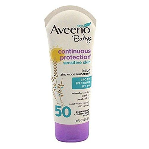 Aveeno Baby Sensitive Skin Sunscreen