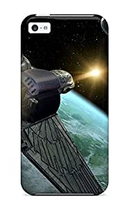 Forever Collectibles Star Trek Hard Snap-on Iphone 5c Case by lolosakes