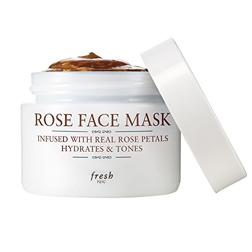 Rose Facial Mask - 4