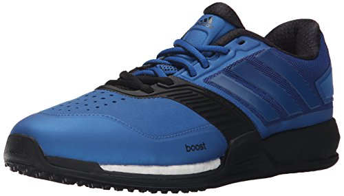 adidas Performance Men's Crazytrain Boost Training Shoe,Equipment Blue/Equipment - Adidas Cross Training Shoes