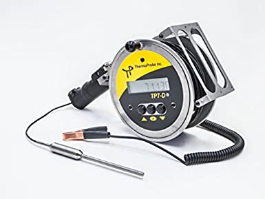 ThermoProbe TP7C-075-SW-SM Spool-Type 75ft Std Probe: Amazon.com: Industrial & Scientific