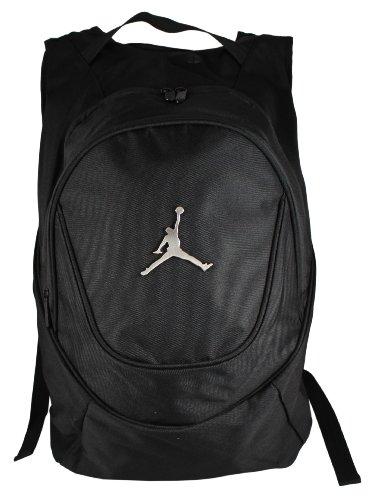 Nike Jordan Jumpman 23 Round Shell Style Backpack - Black