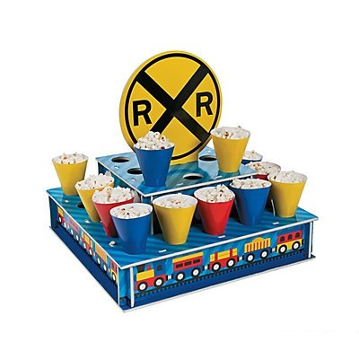 Train Treat Stand with Cones (Treat Cone Stand compare prices)