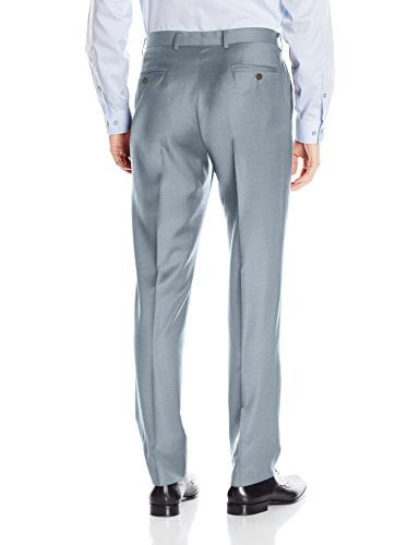 Pantaloni Dkny Abito Twill Grey Uomo Per 55xrzOvq
