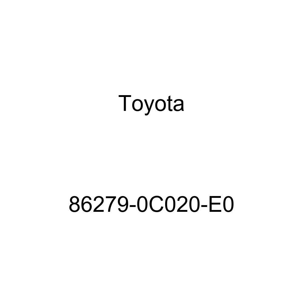 Toyota 86279-0C020-E0 Speaker Grille