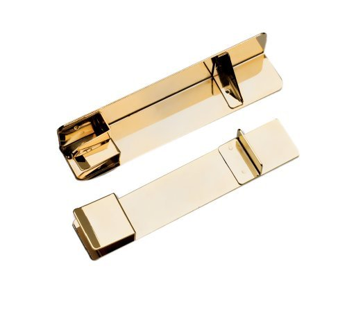 Dacasso School Office Boardroom Meeting Table Top Accessories Gold Stacking Post Set by Dacasso by Dacasso