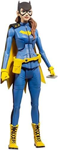 DC Comics Multiverse The Batgirl of Burnside Batgirl Figure, 6