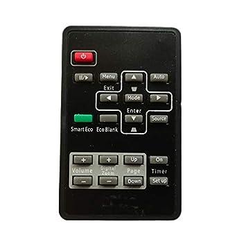 Calvas - Mando a Distancia para proyector BENQ MX615+ MX503 MS502 ...