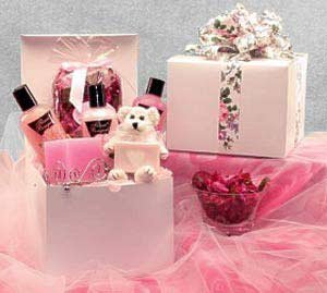 Mom's Relaxation Spa Gift Box for Mothers Day