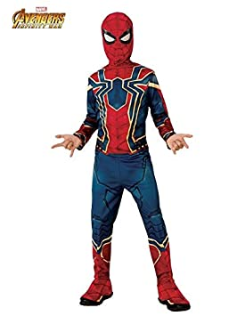 DISBACANAL Disfraz Spiderman Infinity War Infantil - Único, 5-7 ...