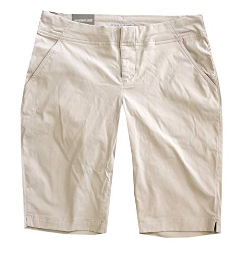 Columbia Women Omni-Shield Stretch Climber Canyon Shorts (10, Khaki)