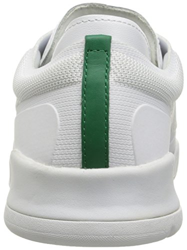 Lacoste Mens Light Spirit Elite 117 4 Chaussure Décontractée Mode Sneaker Blanc