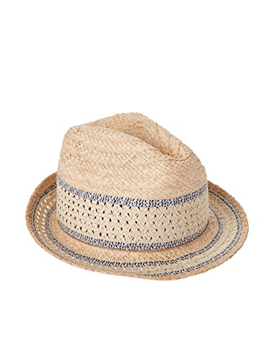 Accessorize-Crochet-And-Rafia-Trim-Trilby-Hat-womens