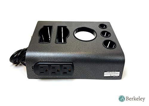 Salon Desktop Table Top Appliance Instrument Holder Blow Dryer Curling Flat Iron (Desktop Hair Dryer)