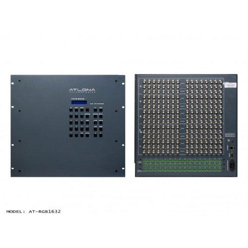 Rgbhv Matrix Switch - Atlona 16X32 Professional Rgbhv Matrix Switch