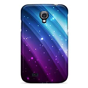 Dots In Rainbow Awesome High Quality Galaxy S4 Case Skin