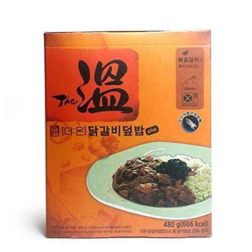 Korean Military MRE Rice 3 Set, Pork, Chicken, Beef by Chammat