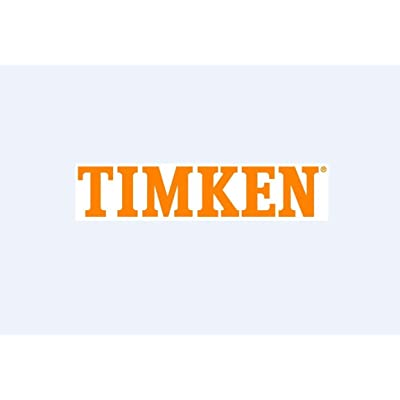 Timken 3395 Wheel Seal: Automotive