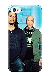 Premium ToaPRyu4684pwbSx Case With Scratch-resistant/ Dream Theater Case Cover For Iphone 4/4s