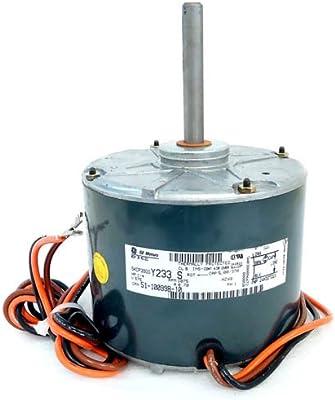 wiring diagram for electric fan motors oem upgraded ge genteq rheem ruud weather king 1 5 hp 460v  ge genteq rheem ruud weather