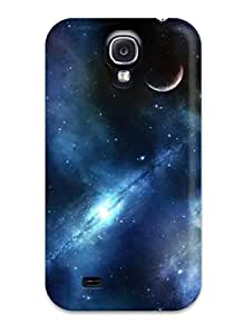 New Arrival Galaxy S4 Case Space Art Case Cover