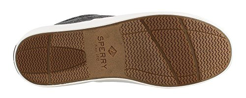 Sperry Mens Cutter Cvo Chambray Chambray Nero