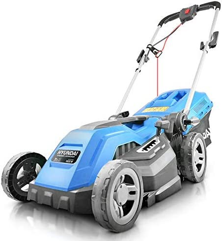 Hyundai 38cm Electric Lawn Mower - Best Features