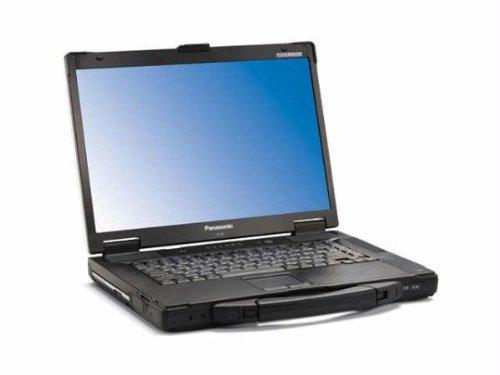 Panasonic Toughbook 52 - Core 2 Duo P8600 / 2.4 GHz - RAM 2 GB - HDD 160 GB - DVD?RW (?R DL) / DVD-RAM - Radeon HD 3650 - (Panasonic Smart Card Reader)