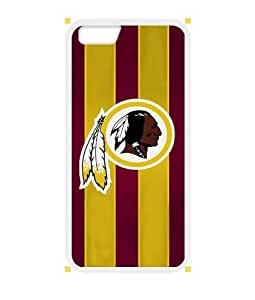 Cartrol Washington Redskins Waterproof Dustproof Shock-Absorbing Custom Phone Case Cover For Apple Iphone 6 (4.7 inch)
