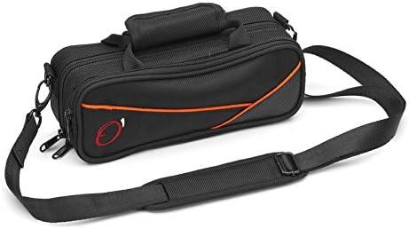 Ortola 6091-001 - Estuche flauta piccolo, color negro: Amazon.es: Instrumentos musicales