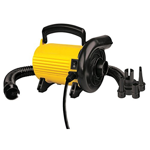 SportsStuff 57-1509 2.5 PSI Electric Pump