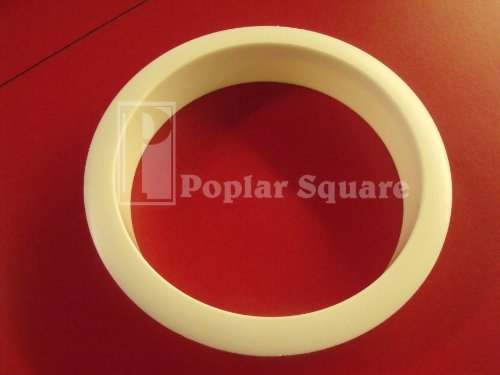 100 White Finishing Grommet #1047WH by Bmi (Image #4)