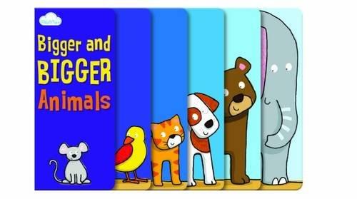 Bigger and Bigger Animals: Layered Page Story Board - Animals Layered