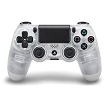 DualShock 4 Wireless Controller for PlayStation 4 - Crystal [Import] [PlayStation 4]