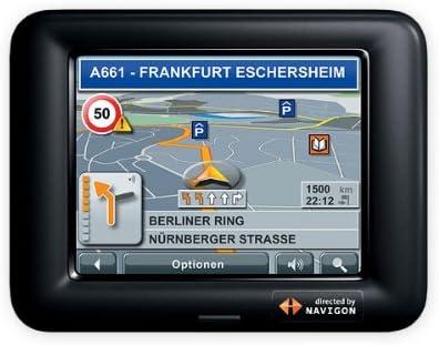 Navigon PNA 3110 navegador GPS con mapas de Europa Completo sobre 2 GB Tarjetas SD y Receptor TMC: Amazon.es: Electrónica