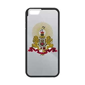 iPhone 6 4.7 Inch Cell Phone Case Black Kappa Alpha Order White Jersey JNR2991931